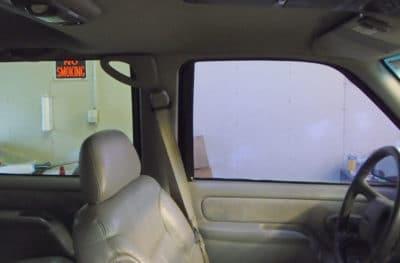 Car Tint Replacement Denver
