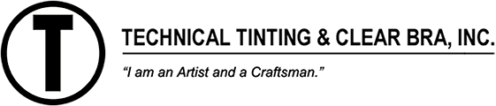 Technical Tinting & Clear Bra Logo