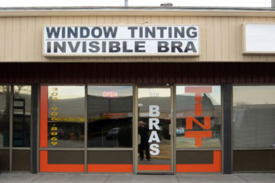 Technical Tinting & Clear Bra, Ltd. Location