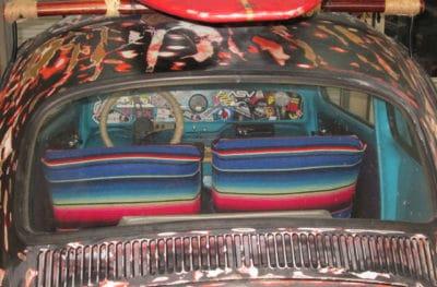 Car Window Tinting Denver - Volkswagen - Before